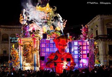 Carnevale di Acireale: il primo premio al Cantiere Ardizzone