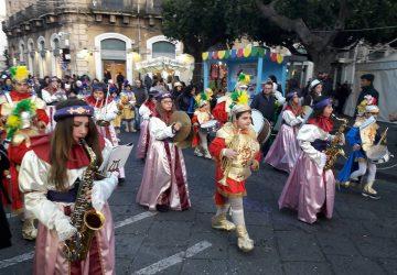 """Mascali: il Carnevale degli alunni dell'""""Istituto Comprensivo Mascali"""""""