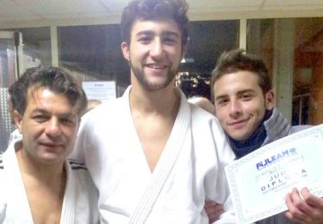 Judo: Cinture nere a Francavilla