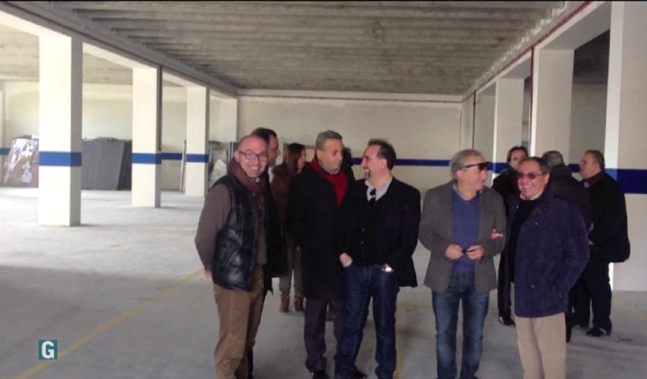 Giarre: consegnato il nuovo autoparco (video)