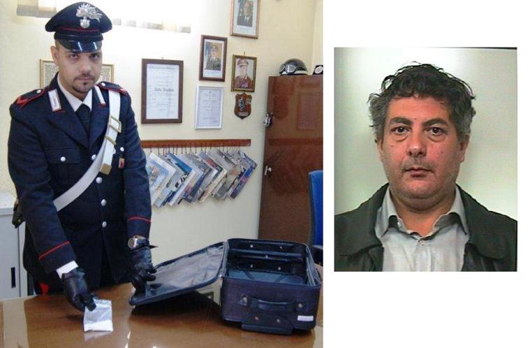 Trecastagni: arresto in flagranza per droga