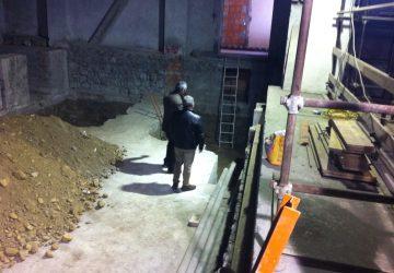 Teatro incompiuto: il video esclusivo dei cantieri