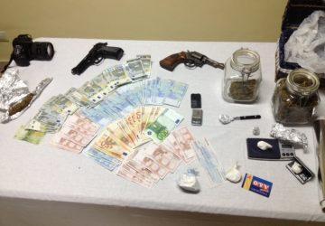 Servizio coordinato CC: 5 arresti a Giarre e Riposto