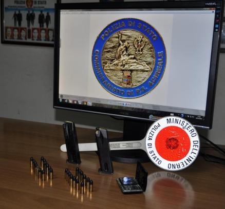Sparatoria Aciplatani: la Polizia ferma un 41 enne