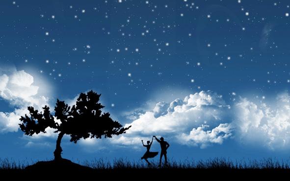 Due mondi, tra cuori e stelle