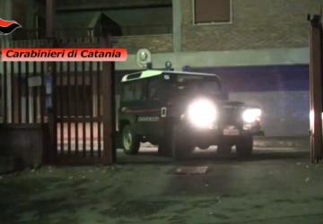 Randazzo, sgominata banda criminale – IL VIDEO