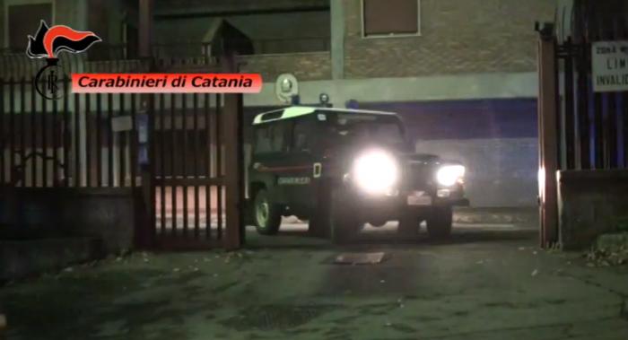 Colpito al cuore clan Santapaola: 15 arresti