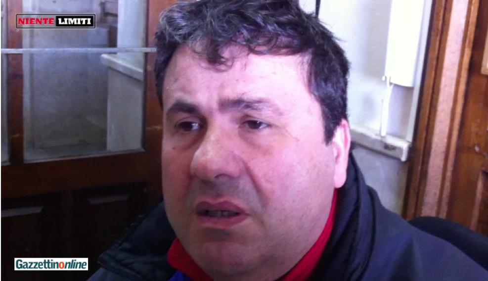 Mascali, la denuncia di un impiegato non vedente VIDEO