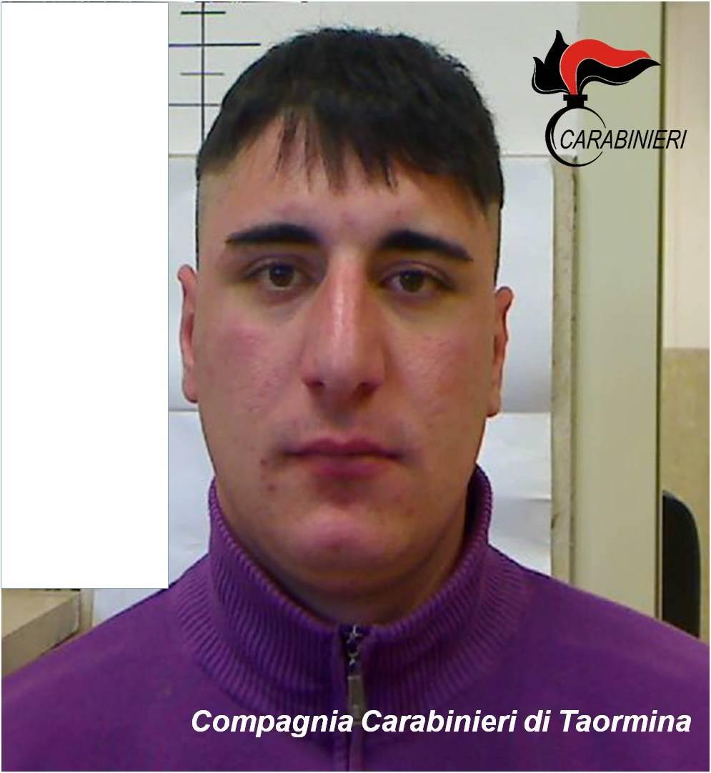 Rapina a Santa Teresa di Riva (1 ottobre 2013): individuato il colpevole