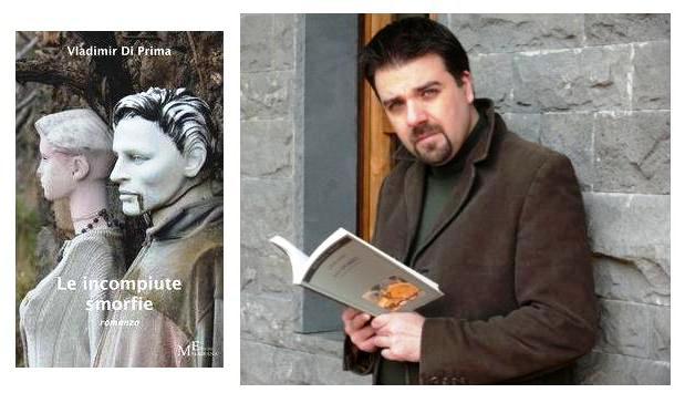 """Zafferana, si presenta """"Le incompiute smorfie"""" di Vladimir Di Prima"""