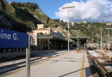 Stazione ferroviaria di Taormina addio?