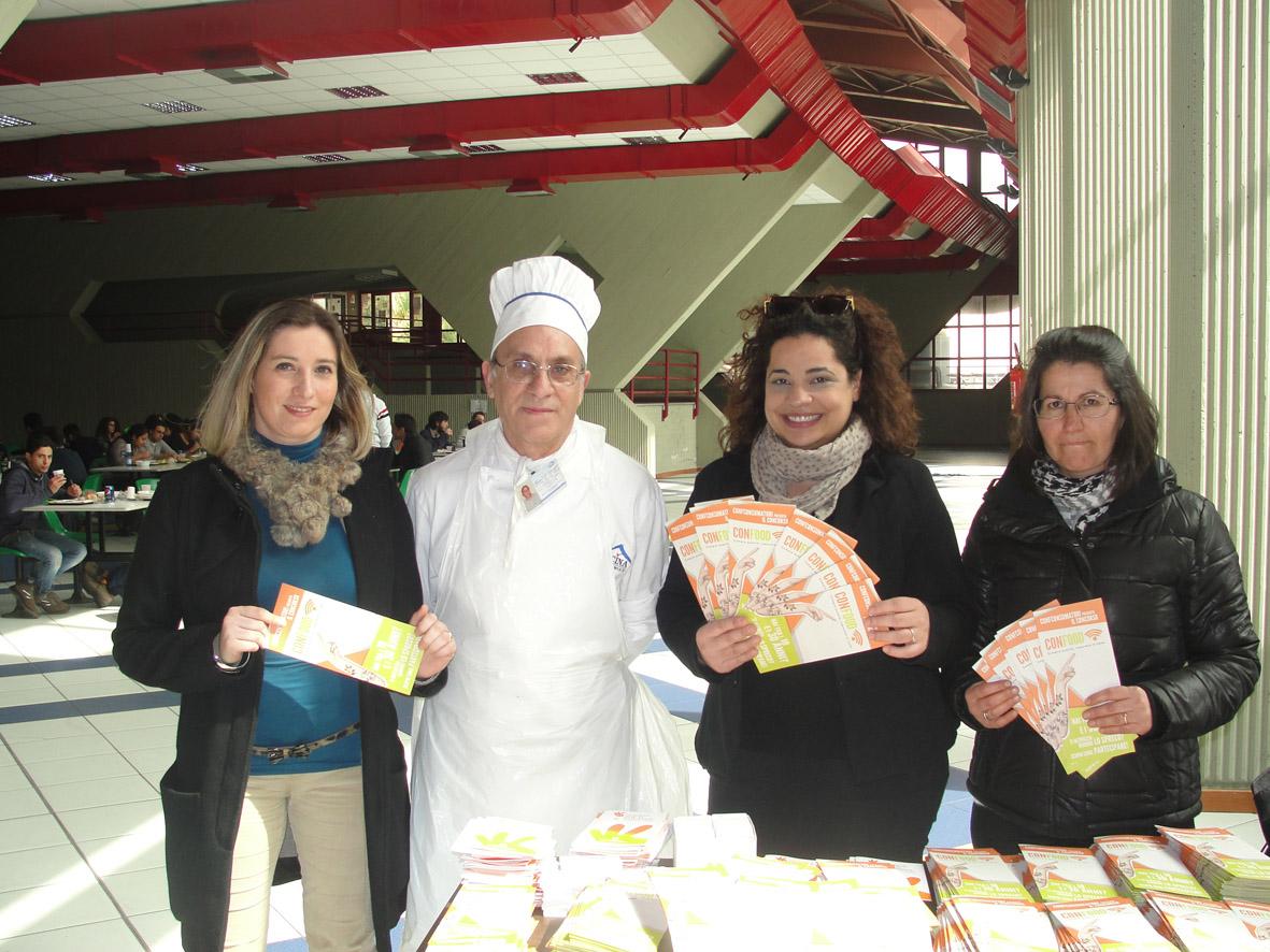 """Conclusa a Catania la campagna """"Confood – Compra qualità, risparmia in casa"""""""