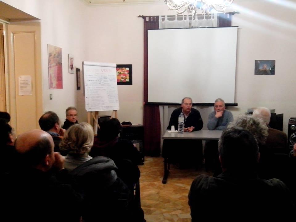 "Giarre, partecipata ed interessante assemblea sui ""rifiuti"""