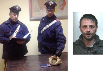 Fiumefreddo di Sicilia: arrestati due pusher