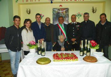 Sant'Alfio, festeggiata nonna Santa Agata