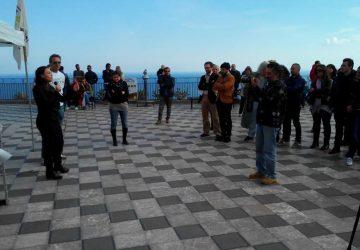 Taormina, agorà a 5 Stelle