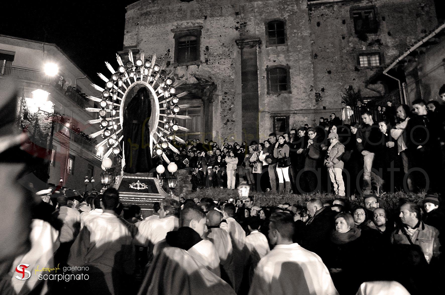 Randazzo, i riti della settimana Santa FOTOGALLERY