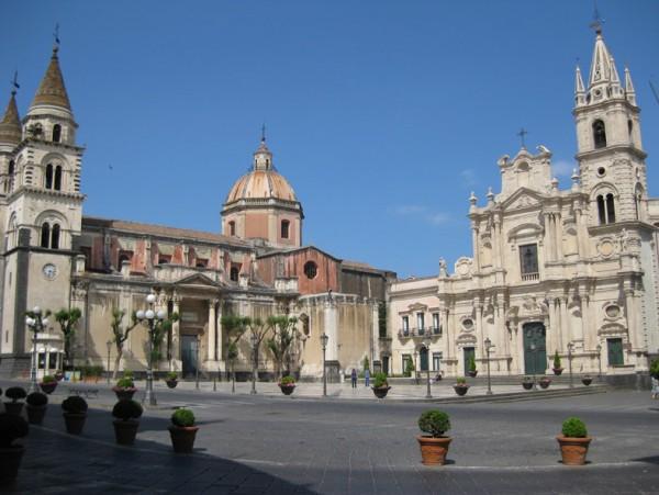Acireale: si sveglia dal coma bimbo di 1 anno ferito in seguito al crollo dell'intonaco dal tetto della cattedrale