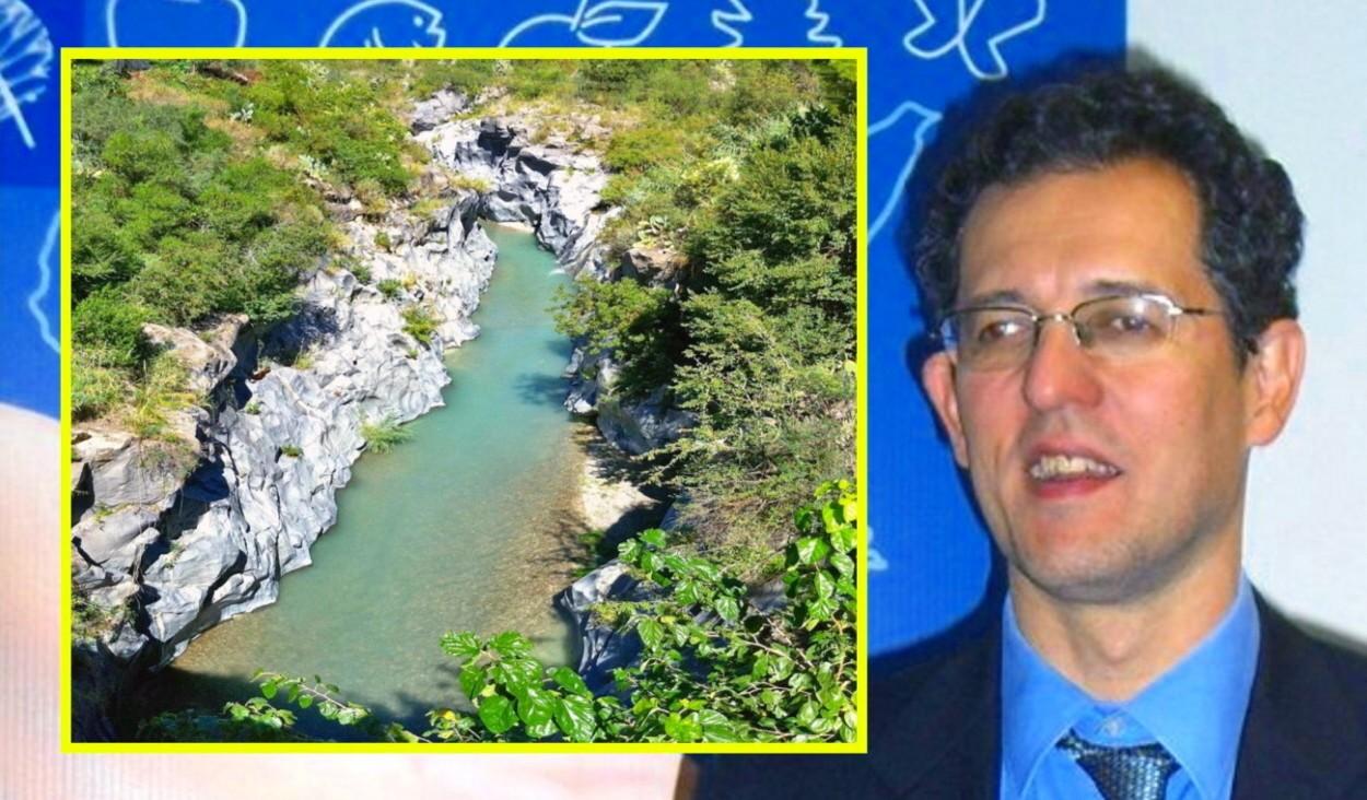Parco Fluviale dell'Alcantara: il ritorno di De Vita?