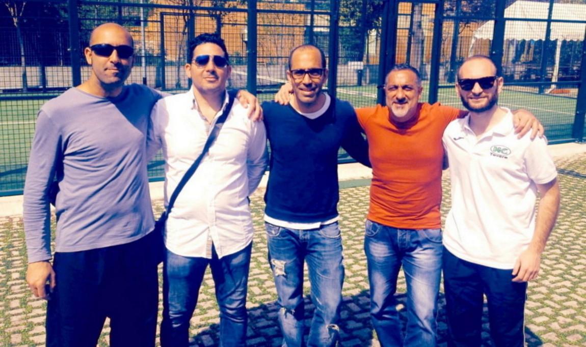 """Gli """"amici per sempre"""" dell'Hockey di Giardini Naxos"""