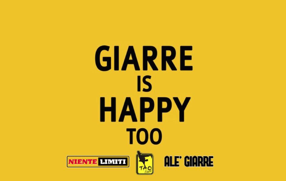 Giarre finalmente Happy
