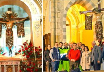 Francavilla, i due giorni del SS. Crocifisso