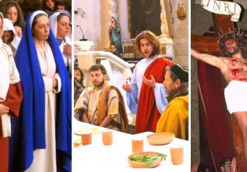 Francavilla di Sicilia: la rinascita della Sacra Rappresentazione del Venerdì Santo