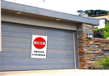 """Garage """"sporcaccioni"""" a Giardini Naxos… e non solo"""