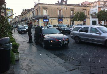 Giarre, controlli dei carabinieri sul territorio: 5 denunciati