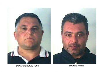 Aci Catena, 2 arresti per estorsione VIDEO