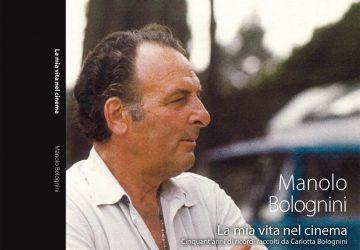 """A Catania anteprima internazionale: """"La mia vita nel cinema"""", il libro su Manolo Bolognini"""