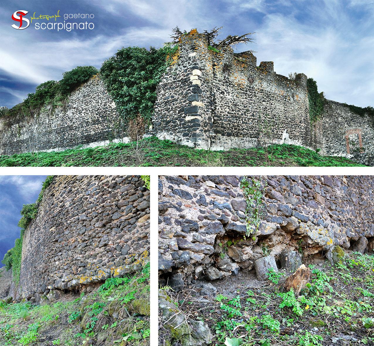 Randazzo e le sue mura medievali nell'indifferenza