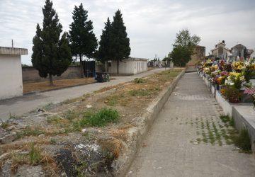 Calatabiano, ampliamento del cimitero