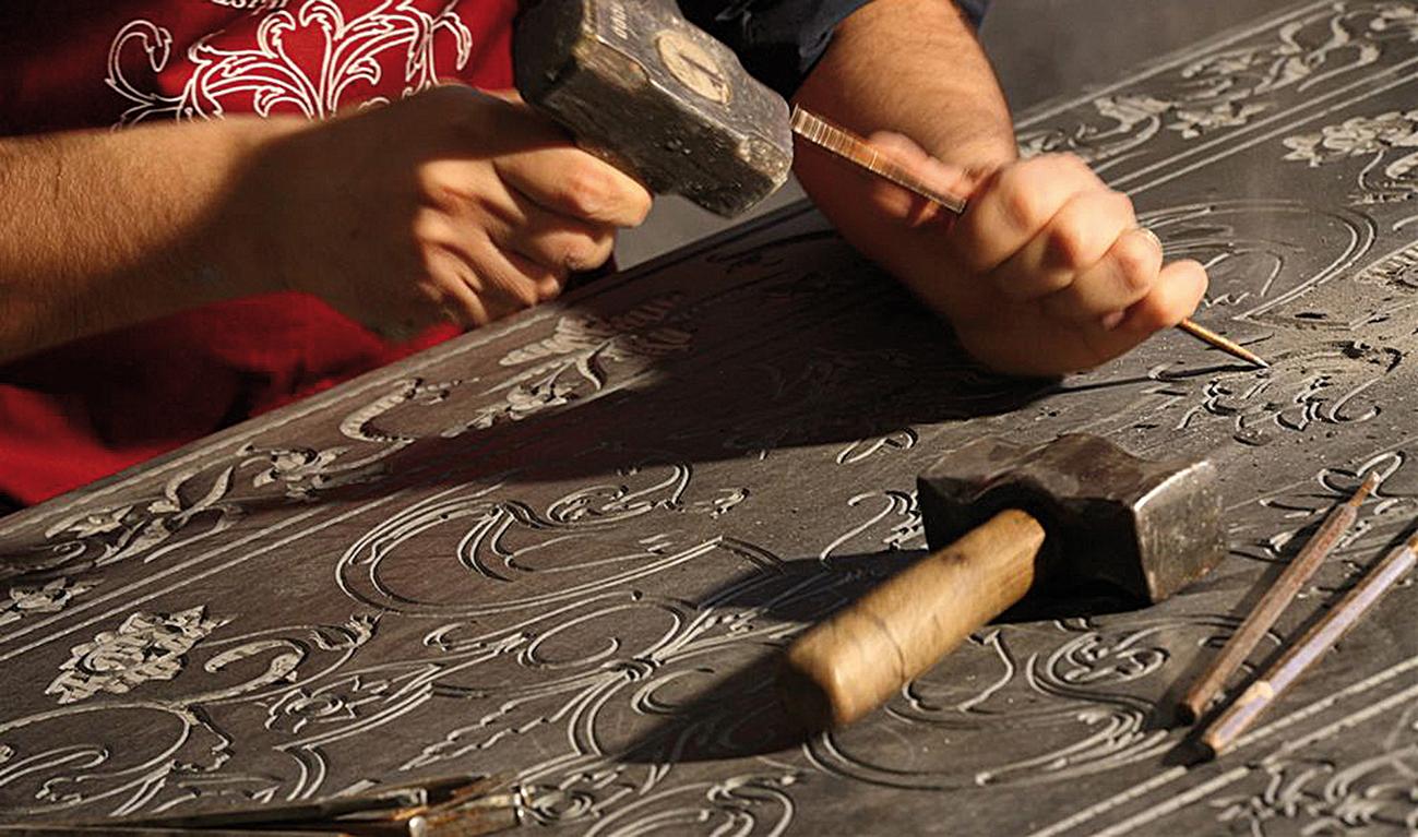 Giarre, Sos degli artigiani