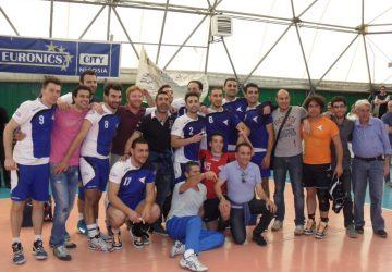 Fiumefreddo, Papiro Volley promosso in serie B2