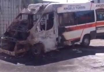 Attentato incendiario Turrisi: danni per 60 mila euro  TUTTI I PARTICOLARI