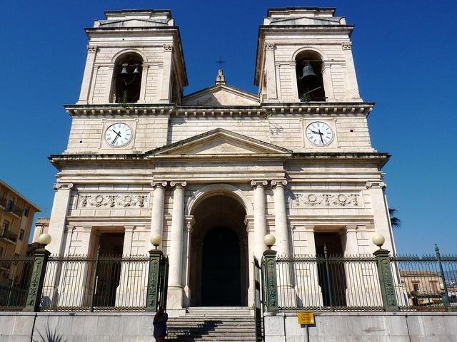 """""""Salviamo il Duomo di Giarre"""""""