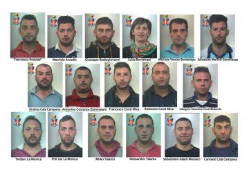 """Messina, dal carcere gestiva gli """"affari di famiglia"""". Sgominata associazione dedita allo spaccio"""