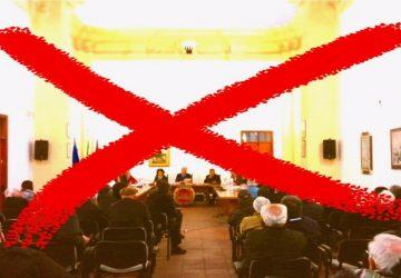 Francavilla: addio al Consiglio Comunale