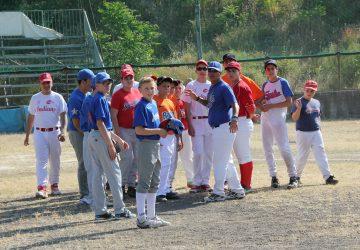 Randazzo, giovani talenti cercasi nel baseball
