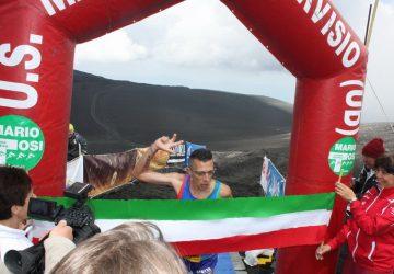 Supermaratona dell'Etna, non c'è due senza tre. Trincheri vince ancora