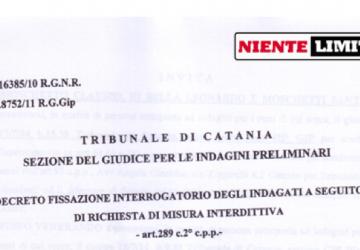 Misura interdittiva inchiesta Town Hall   LA RICHIESTA DELLA PROCURA  -ESCLUSIVA-