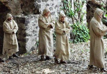 Santa Venerina: eremo di Santo Stefano, ruderi che parlano