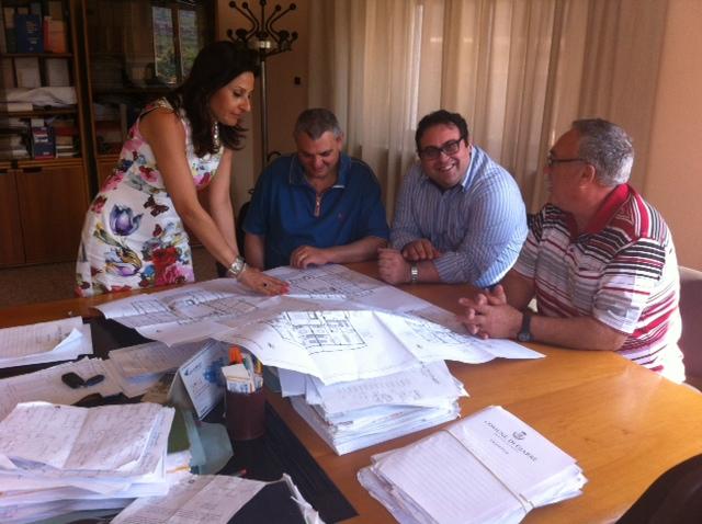 Giarre alloggi via carducci proposti correttivi sulle for Planimetrie popolari