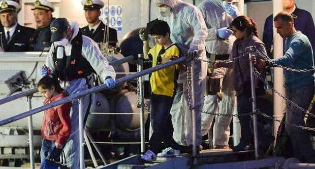 Emergenza immigrazione, Catania diventa terra di frontiera