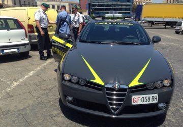 Catania, parcheggiatori abusivi: operazione delle Fiamme gialle