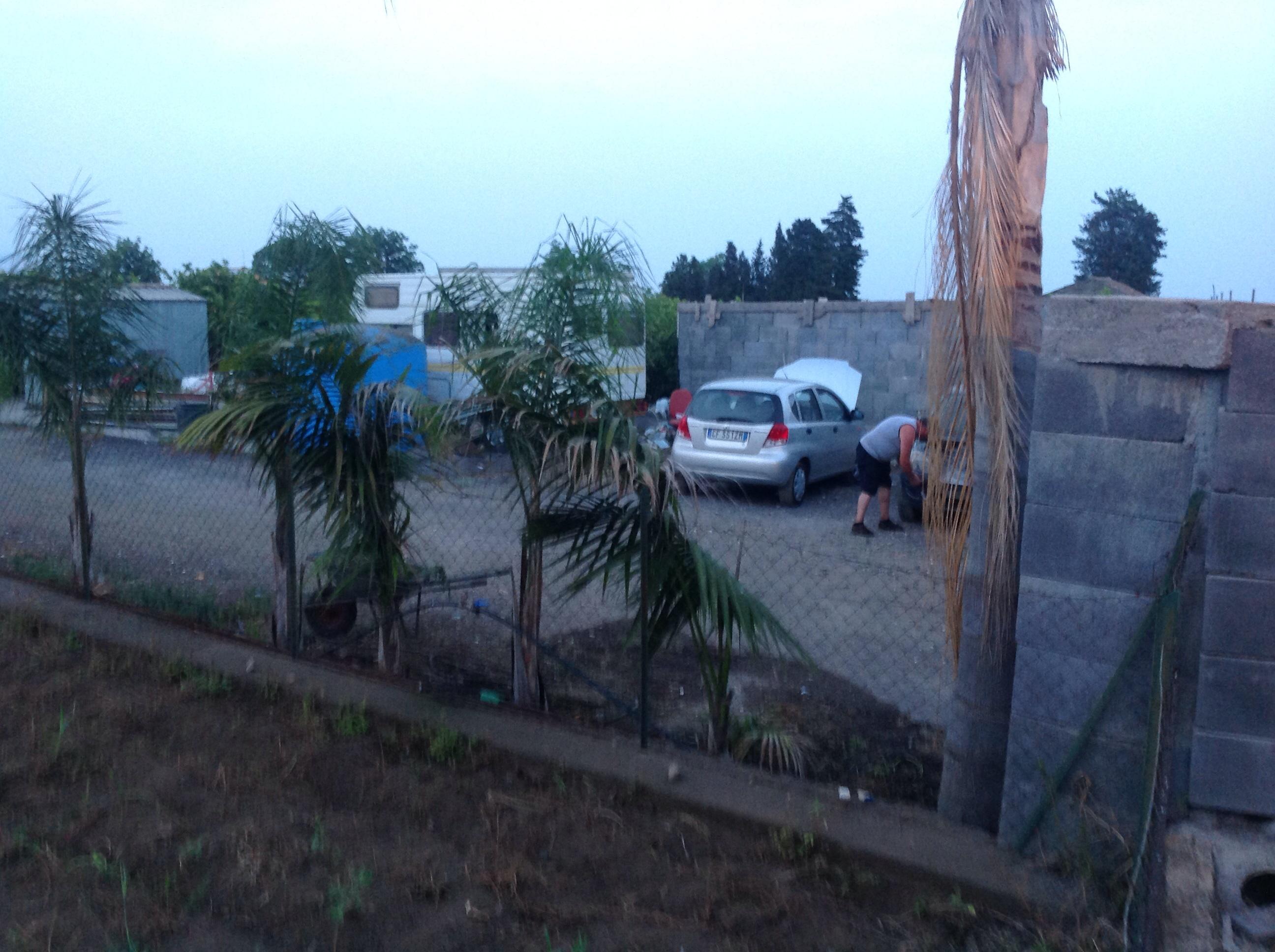 Giarre: carabinieri scoprono un centro di stoccaggio abusivo di auto rubate ESCLUSIVA