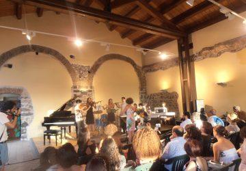 """A Fiumefreddo concerto di fine anno dell'istituto musicale """"J. Brahms"""" di Riposto"""