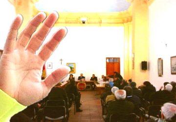 """Il """"de profundis"""" del Consiglio Comunale di Francavilla di Sicilia"""