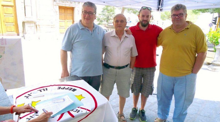 Francavilla: 350 firme per il diritto alla salute